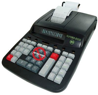 Jet CJ1283DPECO - Calculadora con impresora (12 cifras ...