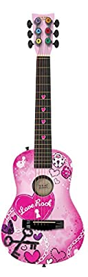 First Act FG3717 Designer Love Rock Acoustic Guitar