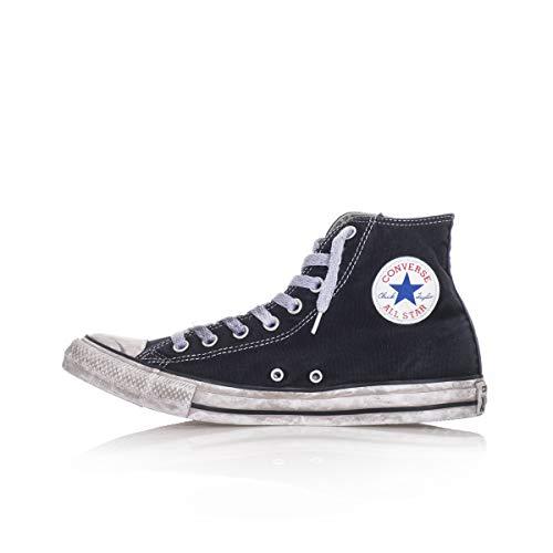 Ltd Primavera 156886c Sneakers All Taylor Nuova Smoke Hi Collezione Colore Chuck Unisex black Nero Tela Star Ltd Noir Estate In Converse 2018 AXUwqZnFZ