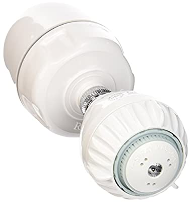 Rainshow'r CQ-1000-MS Shower Filter with Massaging Shower Head