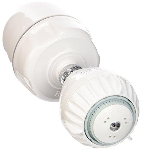 Rainshow'r CQ-1000-MS Shower Filter with Massaging Shower Head (Shower Heads Massaging compare prices)
