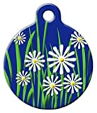 Daisy – Custom Pet ID Tag for Dogs and Cats – Dog Tag Art – LARGE SIZE, My Pet Supplies