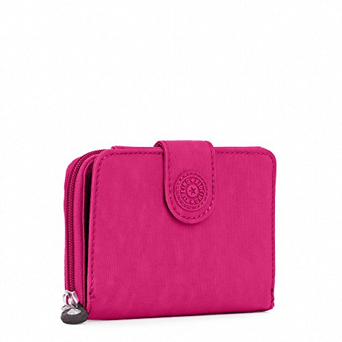 Kipling New Money Wallet, Very Berry, One Size