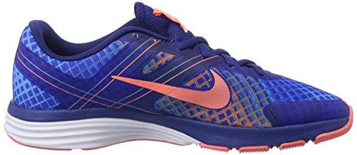 Scarpe Da Allenamento Cross Donna Nike Dual Fusion Tr 2 (iper Cobalto / Marlin / Chambray / Mango Brillante)