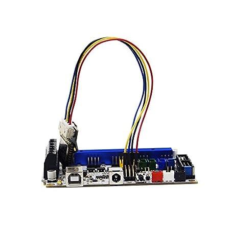 TOOGOO Pieza de Impresora 3D Modulo WiFi PESP8266, modulo ESP 3D ...