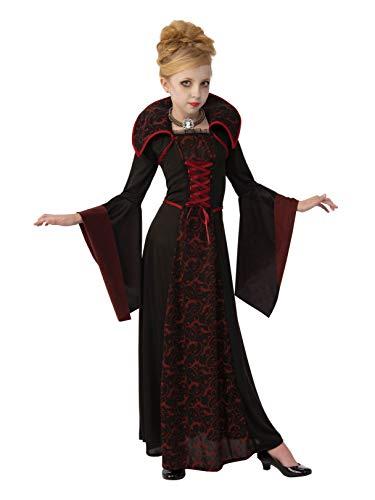 Vampiress Of Versailles Adult Plus Costumes - Rubie's Girls Royal Vampire Costume