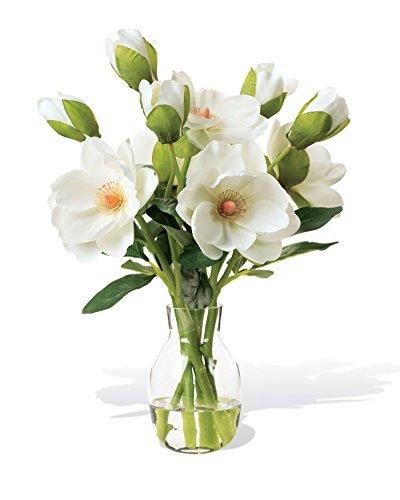 Magnolia Silk Flower Arrangement (Flowers Magnolia)