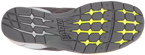 Inov-8 Mens F-lite 250 Cross-trainer Pattino Grigio / Giallo Neon