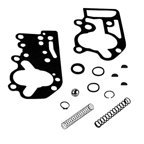 S&S Cycle Billet Oil Pump Master Rebuild Kit 31-6275