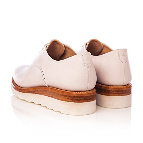 Oxford Simone of Wedge Cream Scott Leather Office Angela Cream Mr The Hqx4wXzZ5n