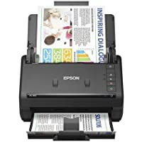 Epson Workforce ES-400 Color Duplex Document Scanner for PC and Mac, Auto Document Feeder (ADF) (Certified Refurbished)