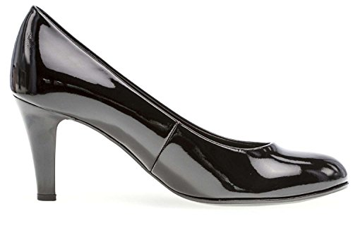 Basic Toe WoMen Gabor Black Closed Pumps 4xCRZcqBw