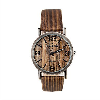 Fashion Watches FEIFAN Watch Unisex watches relojes mujer 2016 Fashion Wood Watch montre homme or montre