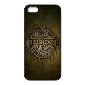iPhone 4 4s Cell Phone Case Black Bioshock Logo JNR2214863