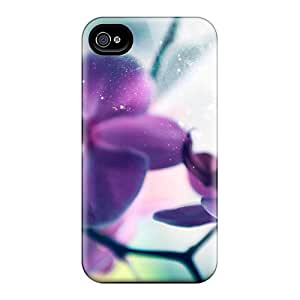 AlW8234CSav Case Cover Protector For Iphone 4/4s Orchidea Case