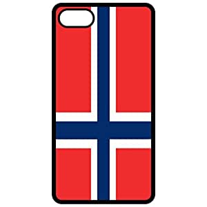 Bouvet Island Flag Black Apple Iphone 6 (4.7 Inch) Cell Phone Case - Cover