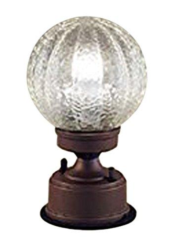 パナソニック(Panasonic) 門柱灯(ダークブラウンメタリック) LGW56935A B00UW55Q0C 13249  ダークブラウンメタリック