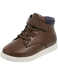 Cognac Jonah Toddler Boys' High-Top