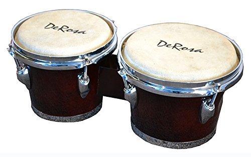 New Wood Music Tunable Bongo Drum Wood bongos drums by Bridgecraft