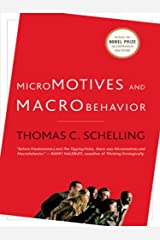 Micromotives and Macrobehavior Kindle Edition