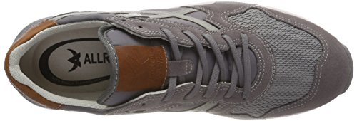 Allrounder Di Mephisto Mens Speed Running Shoes Grey (smog)