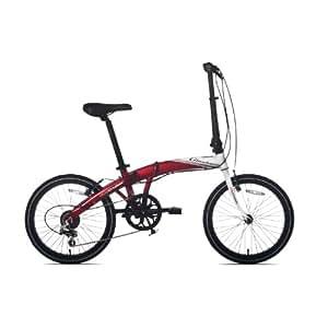 Giordano Folding Bike, 20-Inch