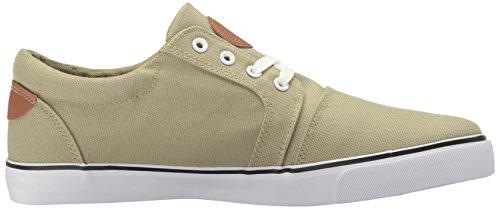 Unionbay Menns Parkere Lav Top Sneaker Khaki
