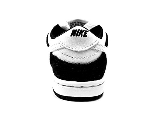Pictures of Nike Little Dunk Low (TD) Black/White 887223747277 (6c) 3