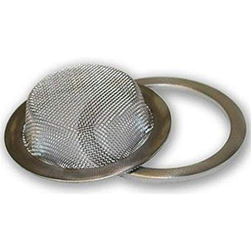 USFS Approved Spark Arrestor Screen 2001 Suzuki DR-Z400 Offroad Motorcycle