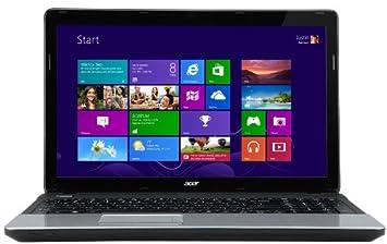 Acer Aspire 571-33114G50Mnks - Ordenador portátil (Negro, Plata, Concha, i3-3110M, Intel Core i3-3xxx, BGA1023, Smart Cache): Amazon.es: Informática