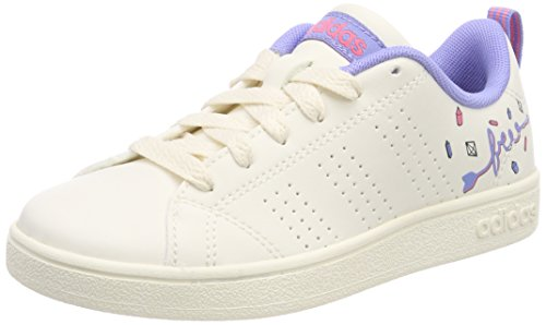 adidas 000 Adulto Zapatillas Blatiz Unisex K de Purtiz Cl Vs Deporte Advantage Rostiz Blanco OF8wrqpOx