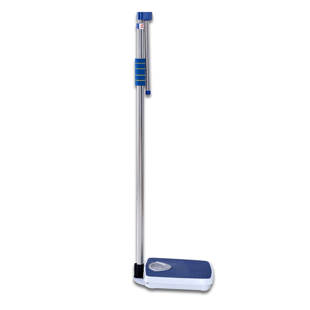 GaoTP Mechanical Height and Weight Scale, Doctor Medical Scale, with Height Pole, Suitable for Home/Hospital/Fitness