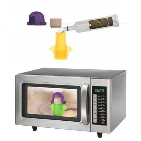 Limpiador de microondas Metro Angry Mama portátil acción ...