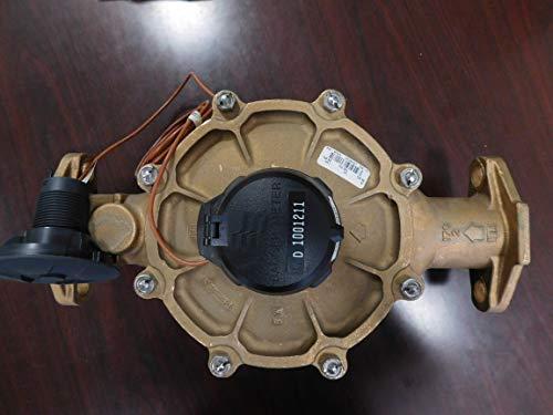 Positive Displacement Flow Meter - Badger Meter 2.5 to 170 GPM Positive Displacement Mechanical Flowmeter, Model #170