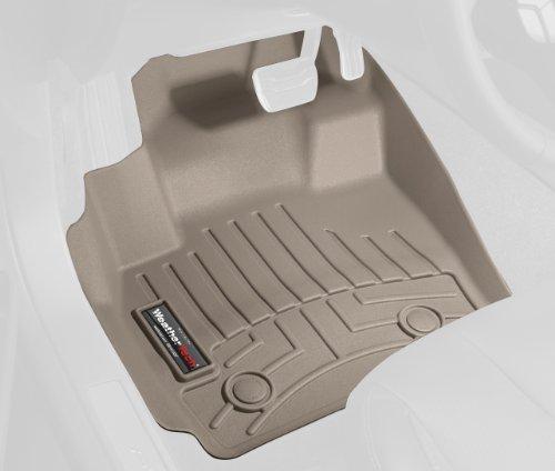 WeatherTech Custom Fit Front FloorLiner for Lexus RX300, Tan