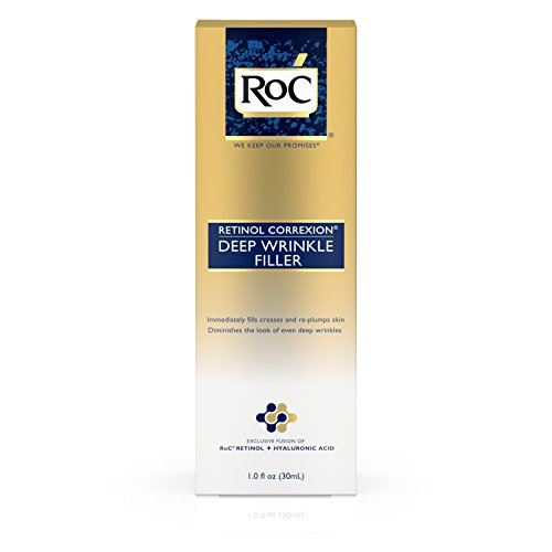 Roc Retinol Correxion Deep Wrinkle Facial Filler, 1 Oz.