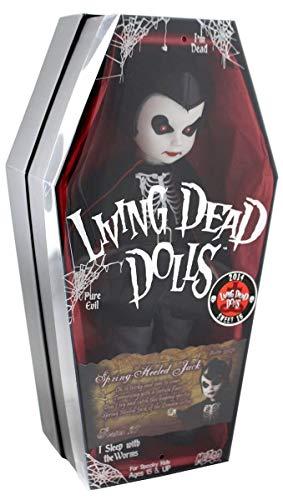 Mezco Toyz Living Dead Dolls - Mezco Toyz Living Dead Dolls Series 27: Spring Heeled Jack
