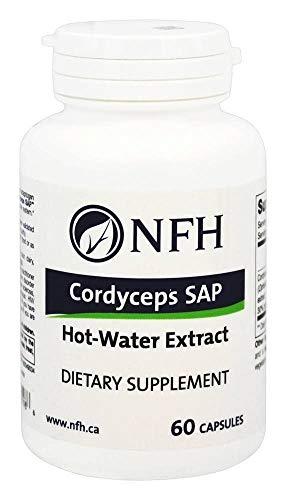 NFH – Cordyceps SAP – 60 Capsules