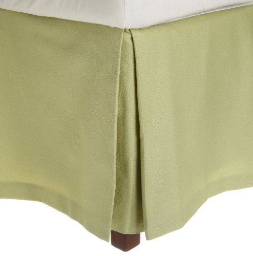 Island Bed King (Mystic Valley Traders Ameila Island King Bedskirt 16-Inch Drop)