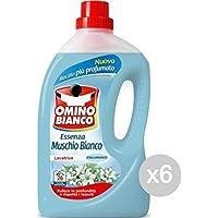 Omino Bianco Juego de 630Musgo Blanco detergente Lavadora