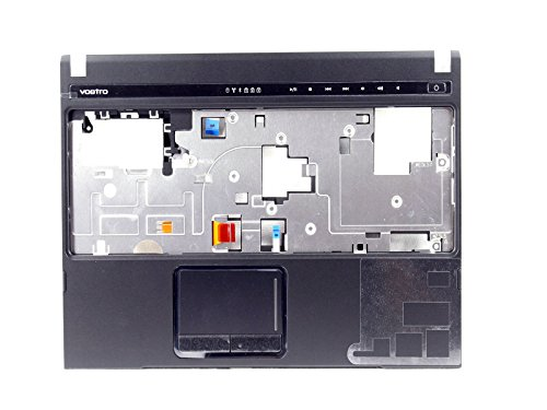 New Genuine Dell Vostro 3300 Palmrest Upper Case with Touchpad & Buttons XDTC2
