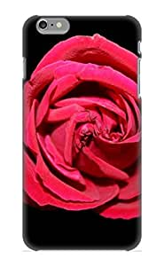 High Quality Standinmyside Rose Skin Case Cover Specially Designed For Iphone - 6 Plus