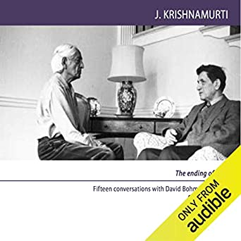 Fifteen Conversations with David Bohm - Jiddu Krishnamurti