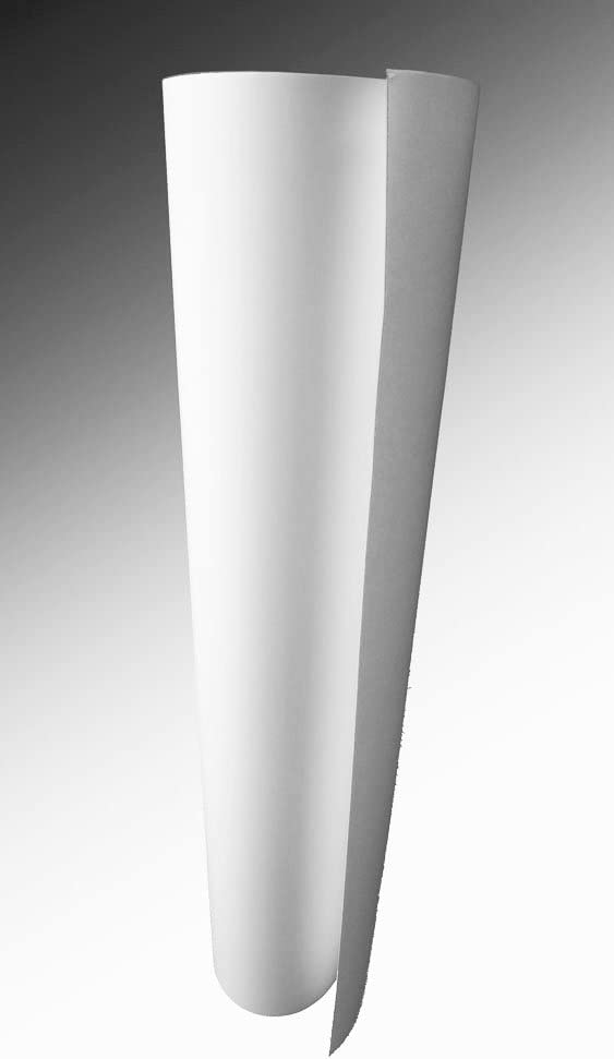 Pantalla de proyección frontal | lámina autoadhesiva | anchura del ...