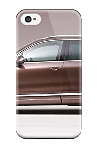 Premium KmQIACA3281vbBHL Case With Scratch-resistant/ Volkswagen Touareg Case Cover For Iphone 4/4s