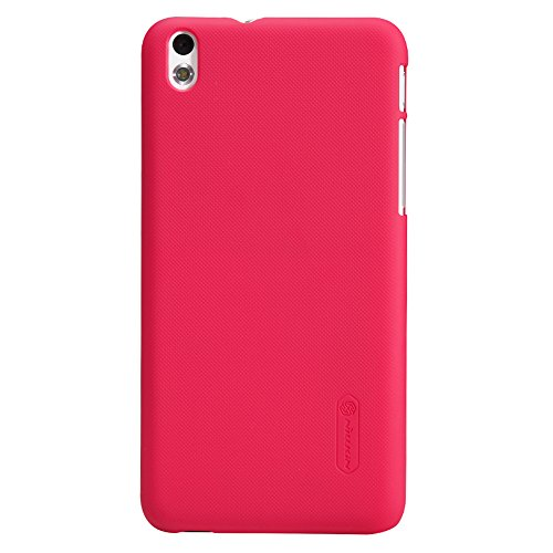 [Kepuch] Nillkin Ultra-thin Super Scrub Shield Shell Hard Case Cover with Screen Protector For HTC Desire 816,Rose