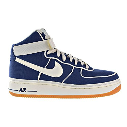 NIKE 478321-815 NIKE Air Force 1 High 07 LV8 Men's Shoes ...