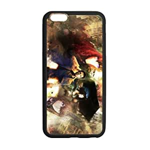 iPhone 6 Plus Case, [steins gate] iPhone 6 Plus (5.5) Case Custom Durable Case Cover for iPhone6 TPU case(Laser Technology)