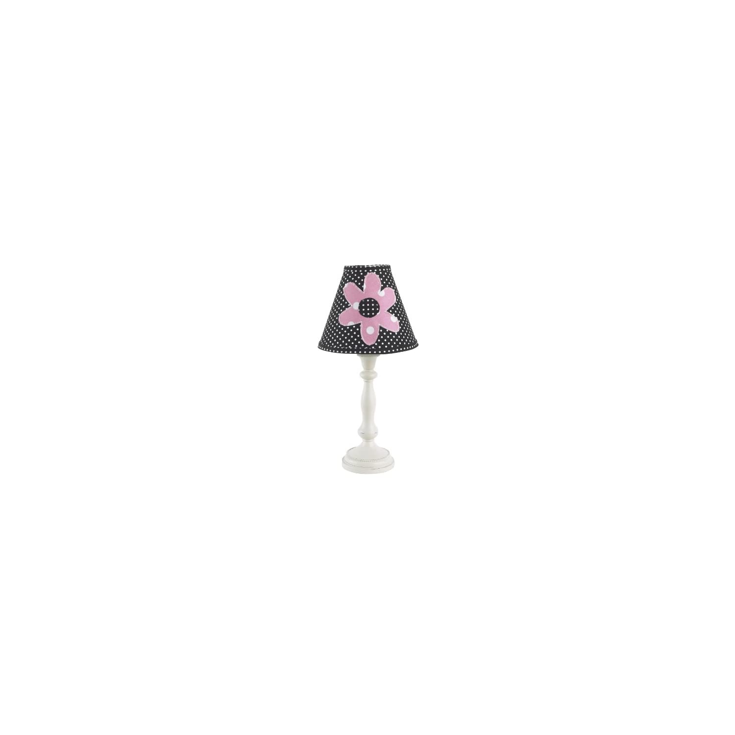 Cotton Tale Designs Girly Standard Lamp and Shade