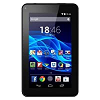 "Tablet Multilaser M7s - Tela 7"", Android 4.4, Quad Core 1.2GHz, Câmera, 8GB, Wi-Fi,Preto - NB184"